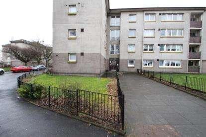 2 Bedrooms Flat for sale in Keal Avenue, Blairdardie, Glasgow
