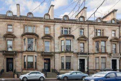 2 Bedrooms Flat for sale in Belhaven Terrace, Dowanhill
