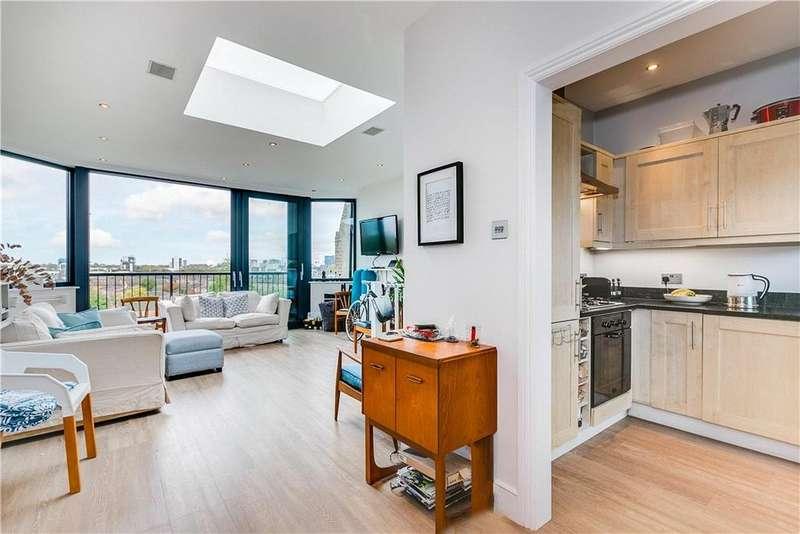 2 Bedrooms Maisonette Flat for sale in Lavender Hill, Battersea, SW11