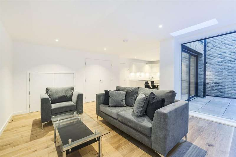 3 Bedrooms Terraced House for rent in Gray's Inn Road, London