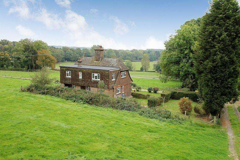 4 Bedrooms Detached House for rent in Church Lane, Danehill, East Sussex