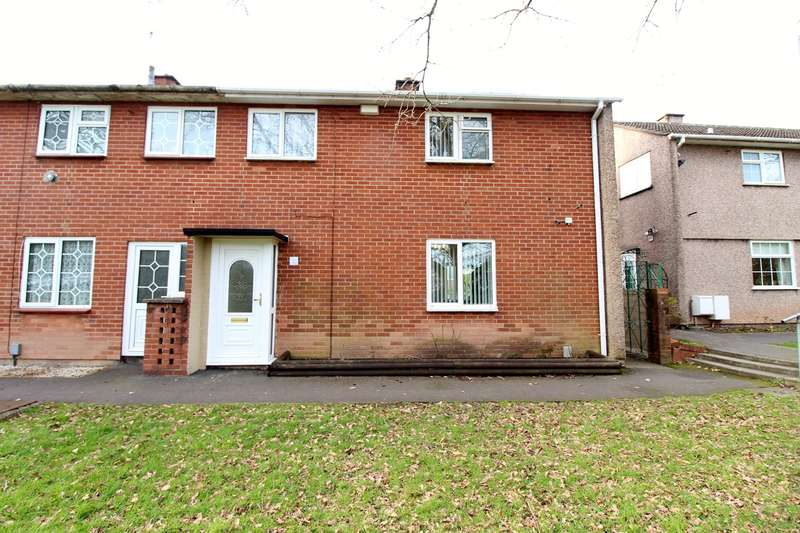 3 Bedrooms End Of Terrace House for sale in Jervis Walk, Newport, NP19