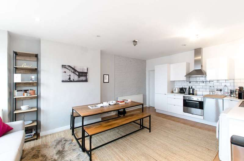 2 Bedrooms Maisonette Flat for sale in Alexandra Gardens, Muswell Hill, N10