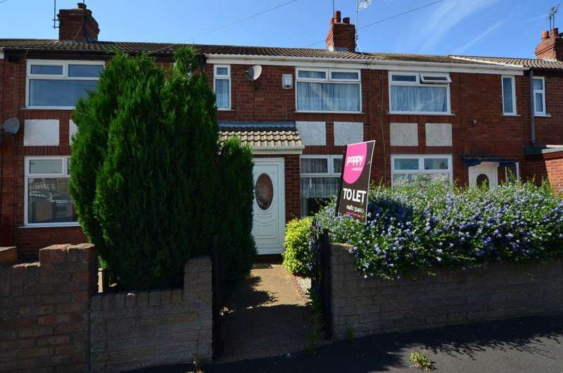 2 Bedrooms Terraced House for sale in 101 Brooklands Road, West Hull