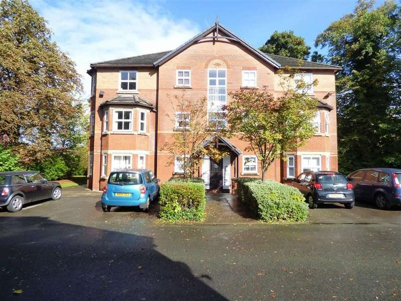 2 Bedrooms Apartment Flat for sale in Brigadier Close, Withington, Manchester, M20