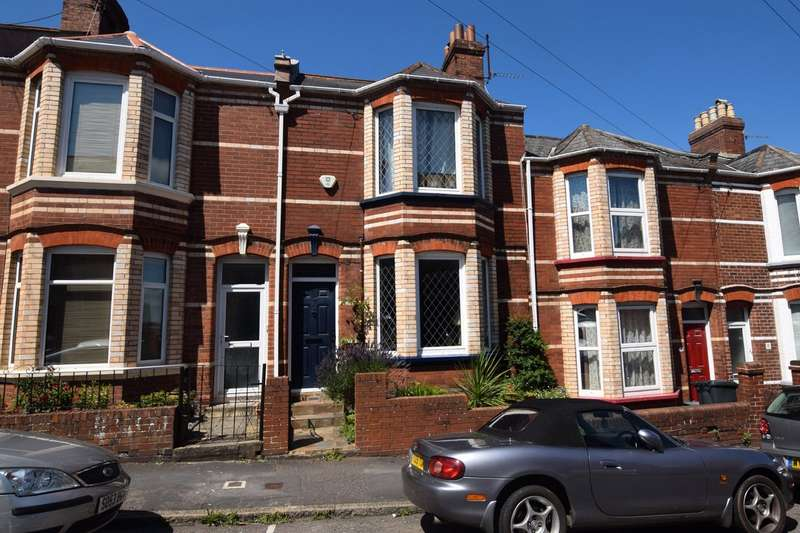 4 Bedrooms Terraced House for sale in Mount Pleasant, Exeter