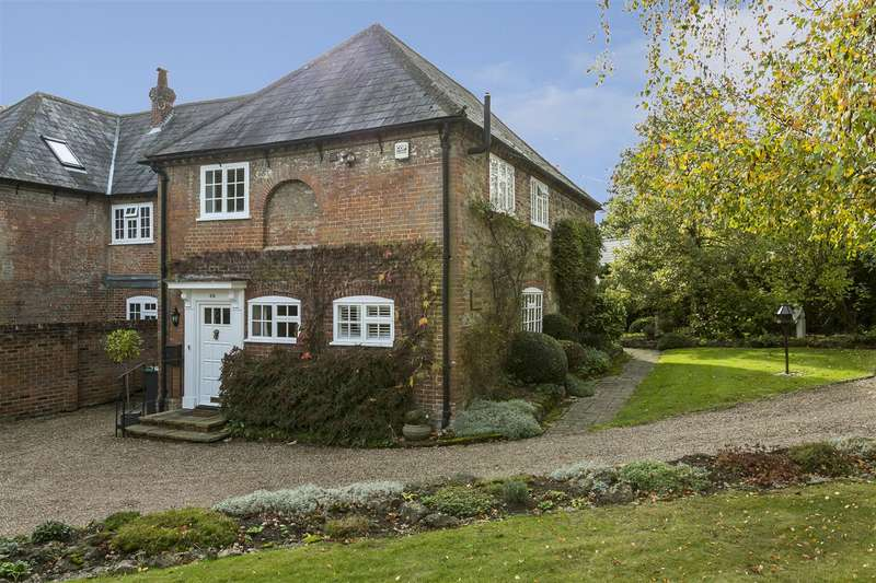 4 Bedrooms Semi Detached House for sale in St. Leonards Street, West Malling