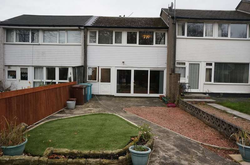 3 Bedrooms House for sale in Mitchison Road, Seafar, Cumbernald G67