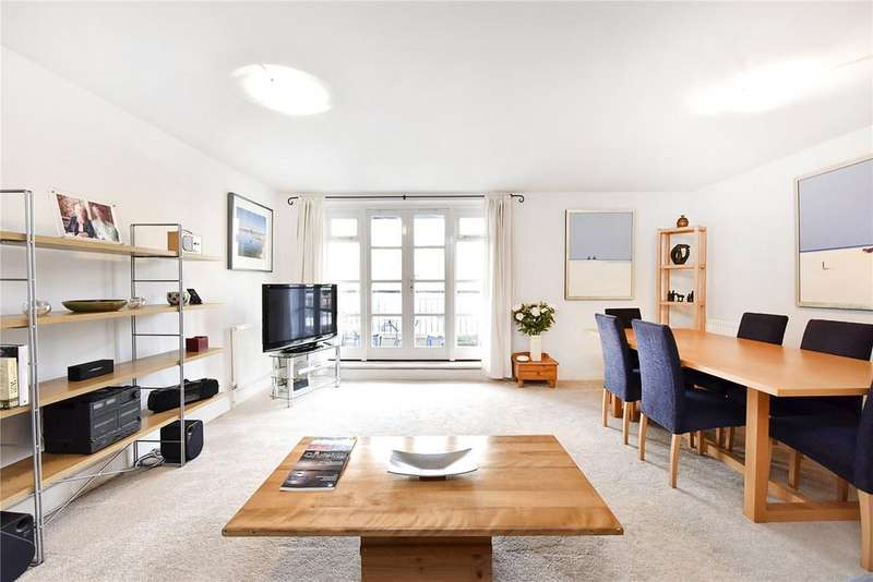 2 Bedrooms Flat for sale in Fleet House, 6 Victory Place, London