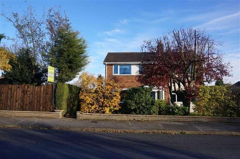 3 Bedrooms Semi Detached House for sale in Hobson Road, Elloughton, Elloughton, HU15