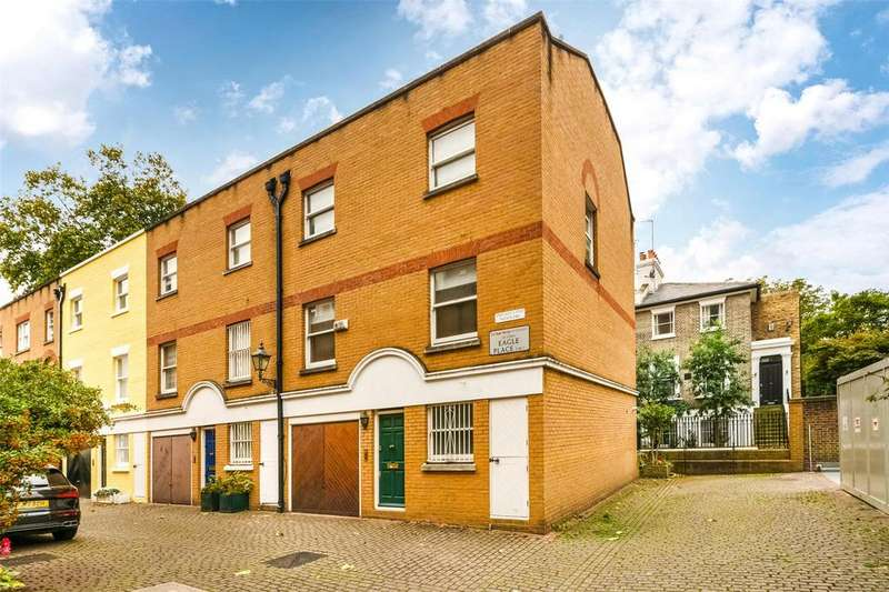 5 Bedrooms Mews House for sale in Eagle Place, London, SW7