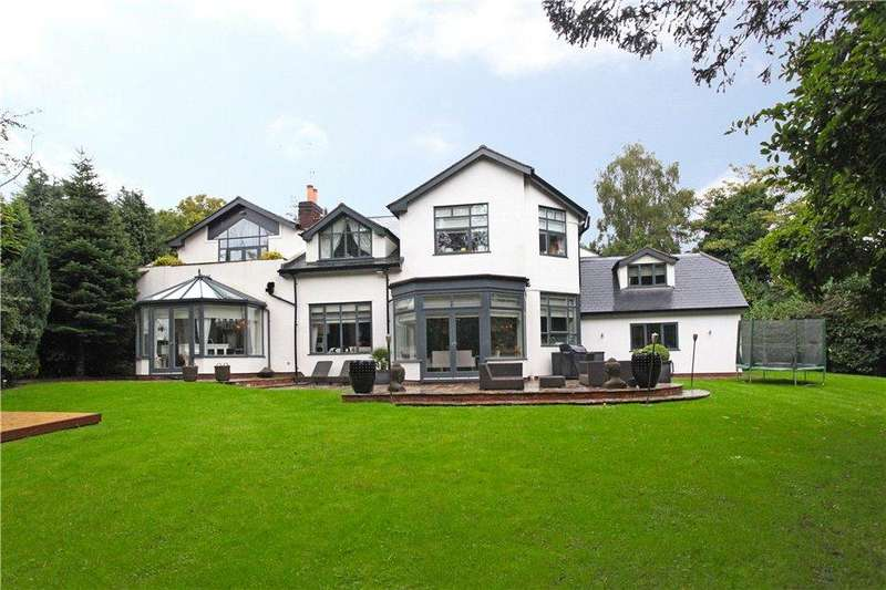 5 Bedrooms Detached House for sale in Park Road, Bowdon, Cheshire, WA14