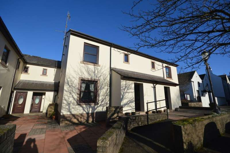 2 Bedrooms Flat for sale in Schoolhouse Court, Whitehaven, CA28