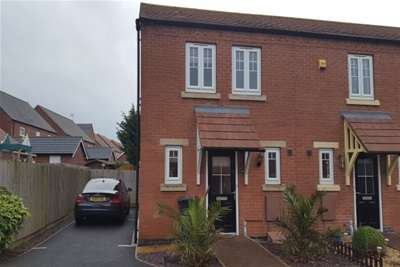 3 Bedrooms Town House for rent in Hope Way, Church Gresley, Swadlincote, Derbys.