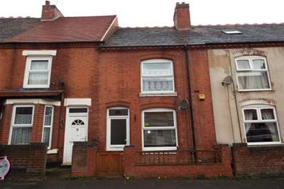 2 Bedrooms Terraced House for rent in Grove Road, Nuneaton, CV10
