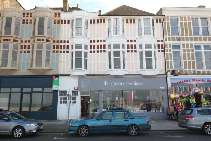 1 Bedroom Flat for rent in Marine Drive, Margate, CT9