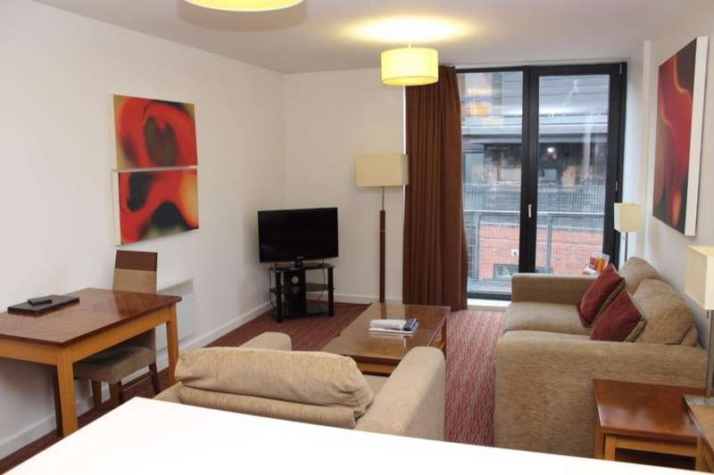 1 Bedroom Apartment Flat for sale in Icon 25, 101 High Street, Northern Quarter, Manchester, M4