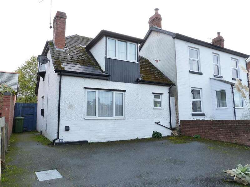 2 Bedrooms Detached House for sale in Mermaid Cottage, Hereford, HR2