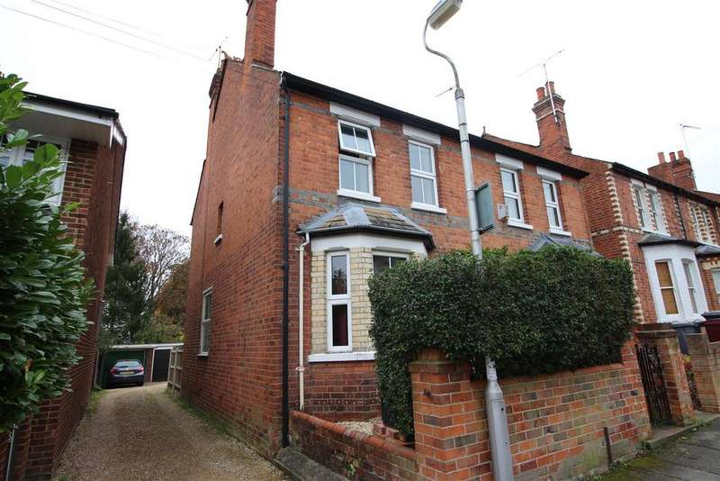 3 Bedrooms Semi Detached House for sale in Beecham Road, Reading
