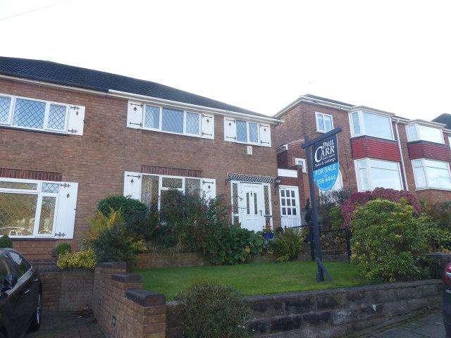 3 Bedrooms Semi Detached House for sale in The Croftway,Handsworth Wood,Birmingham