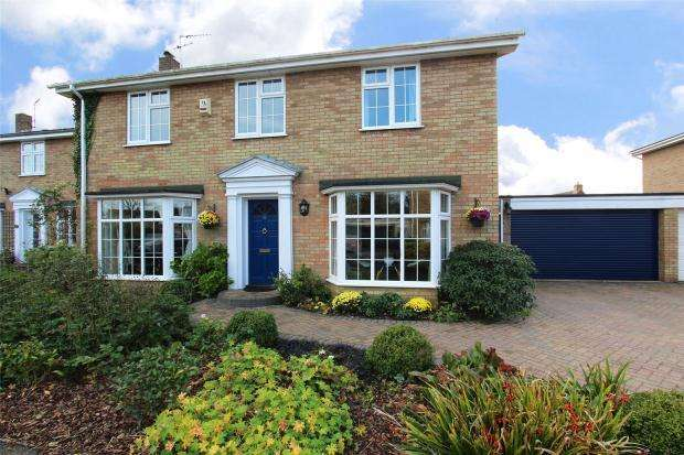 4 Bedrooms Detached House for sale in Horseshoe Close, Balsham, Cambridgeshire
