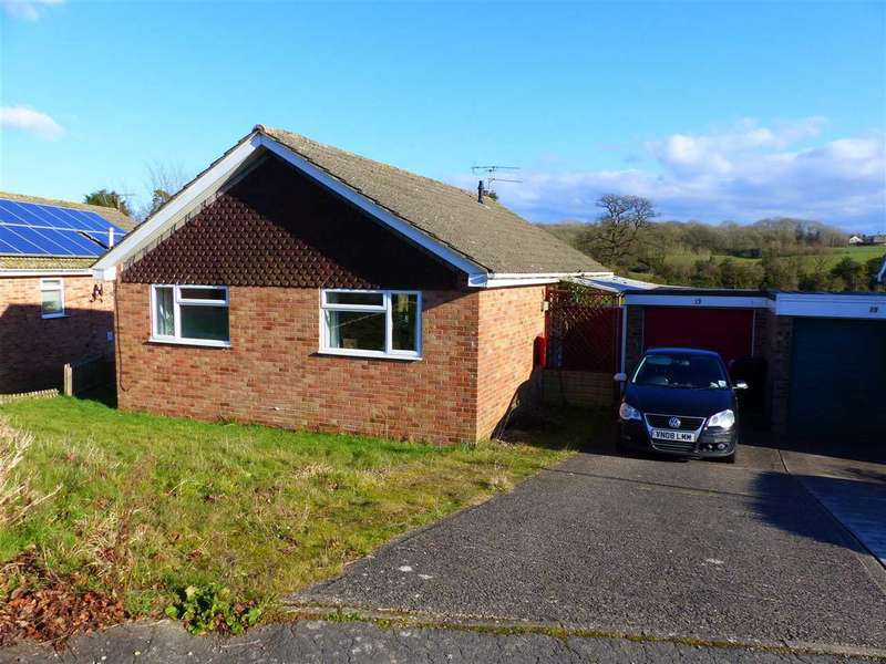 3 Bedrooms Detached Bungalow for sale in Park View, Sedbury, Chepstow