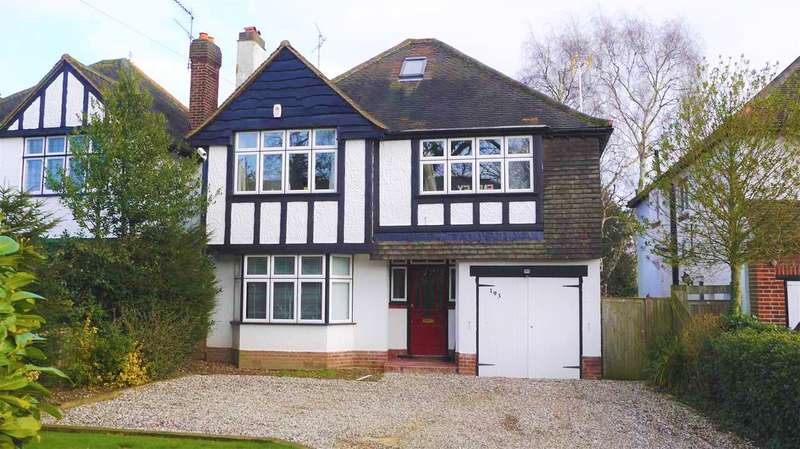 5 Bedrooms Detached House for rent in Priests Lane, Shenfield