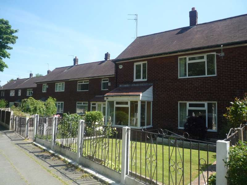 3 Bedrooms Semi Detached House for sale in Blackcarr Road, Manchester