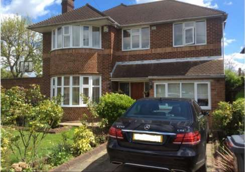 5 Bedrooms Detached House for sale in Southover, Woodside Park N12