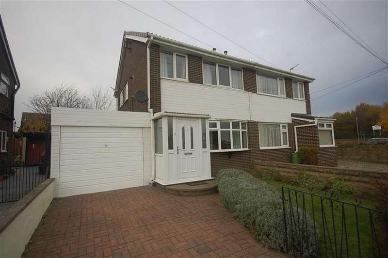 3 Bedrooms Semi Detached House for sale in Short Street, Dewsbury, West Yorkshire, WF12