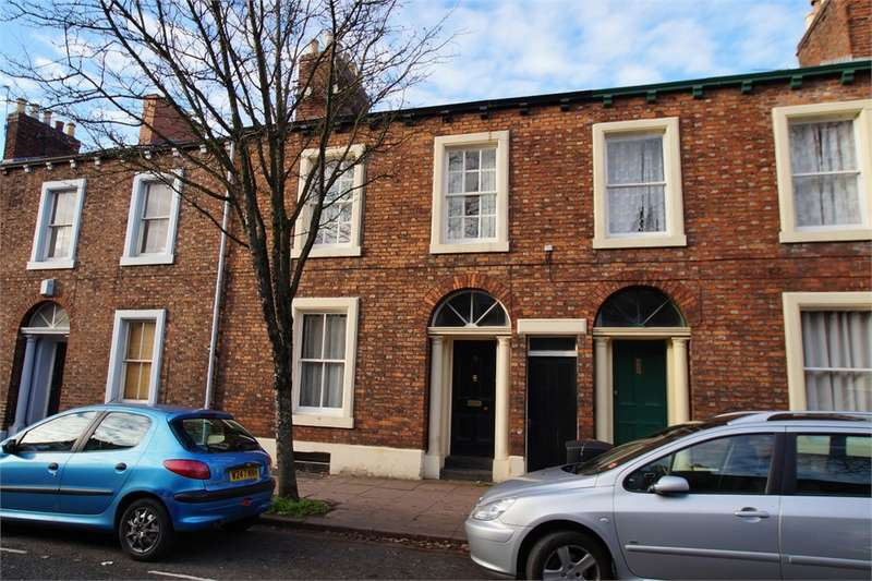 3 Bedrooms Terraced House for sale in CA1 1RU Tait Street, Carlisle, Cumbria