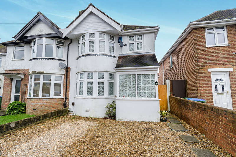 3 Bedrooms Semi Detached House for sale in Gladstone Road, Southampton, SO19
