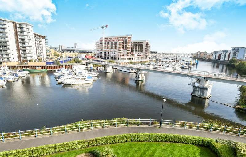 2 Bedrooms Apartment Flat for sale in River Walk, Penarth