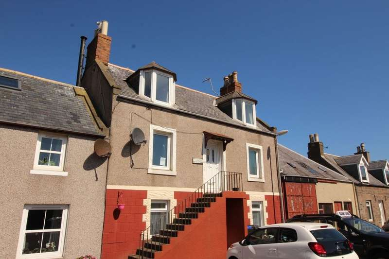 4 Bedrooms Flat for sale in William Street, Gourdon, Montrose, DD10