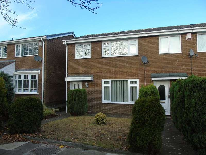 3 Bedrooms Property for sale in Wansford Way, Whickham, Newcastle upon Tyne, Tyne and wear, NE16 5TA