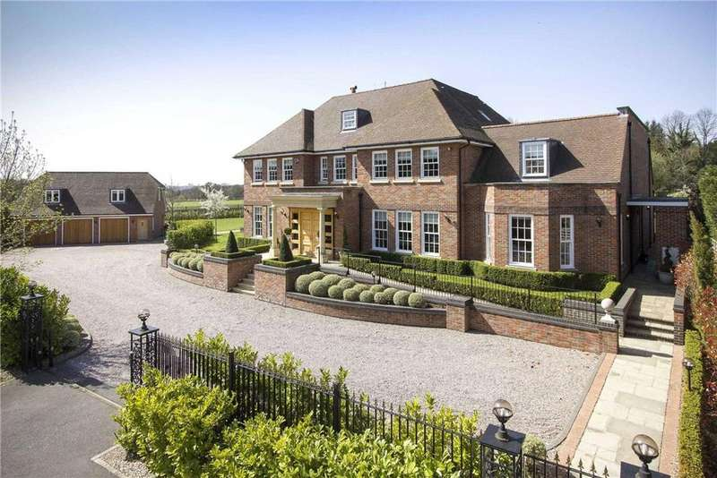 7 Bedrooms Detached House for sale in Beech Hill, Hadley Wood, Hertfordshire, EN4