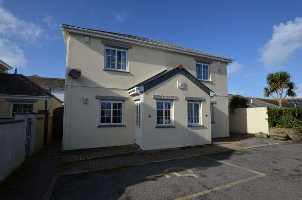 2 Bedrooms Semi Detached House for sale in Cargy Close, Cubert, Newquay, Cornwall