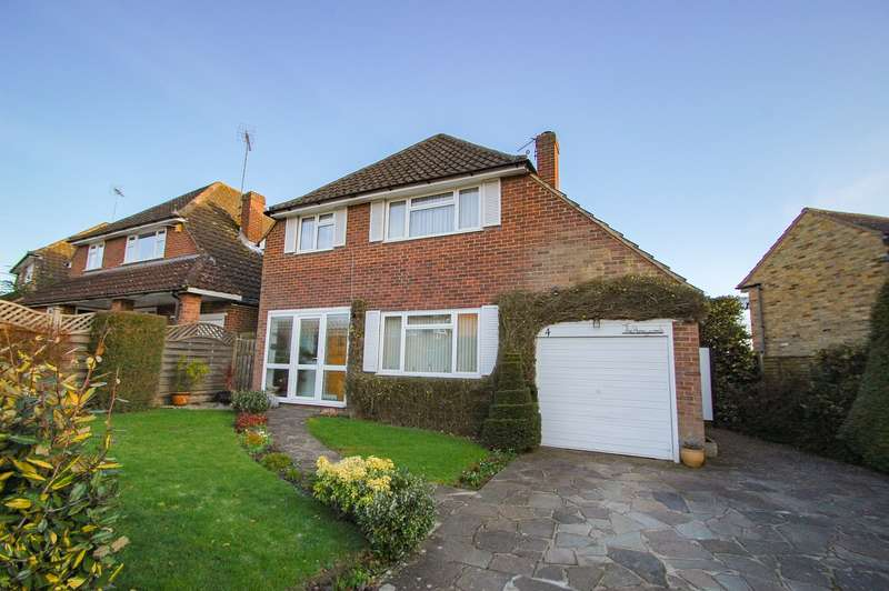 3 Bedrooms Detached House for sale in Hazell Way, Stoke Poges, SL2