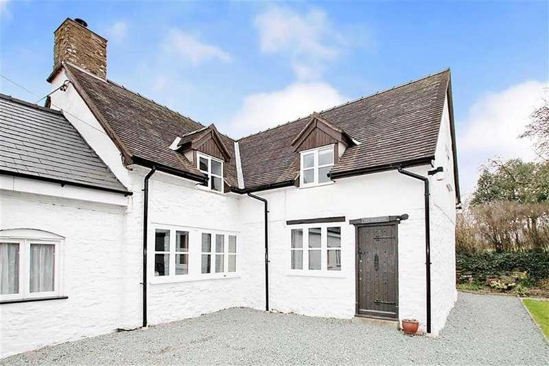 3 Bedrooms Semi Detached House for sale in Wentnor, Bishops Castle, Shropshire