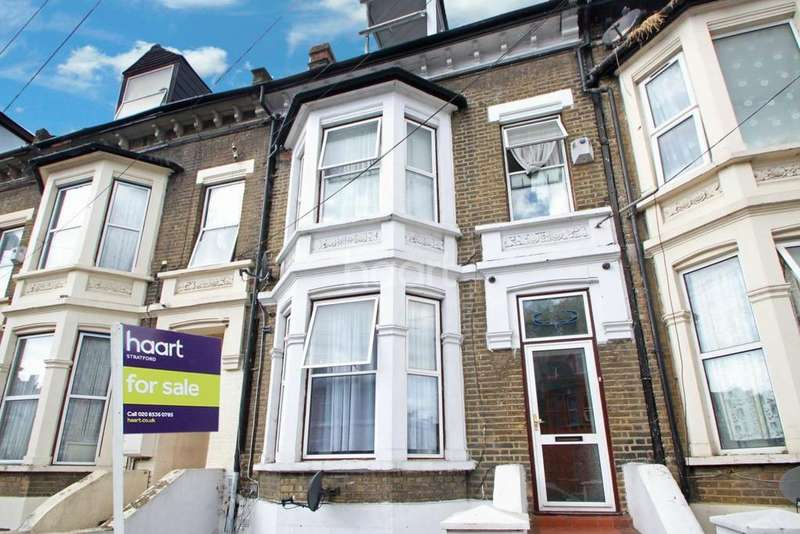 6 Bedrooms Terraced House for sale in Margery Park Road, Forest Gate, London, E7