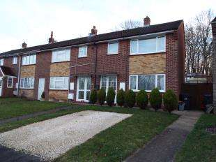 2 Bedrooms End Of Terrace House for sale in Rentain Road, Chartham, Canterbury, Kent