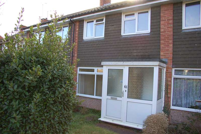 3 Bedrooms Terraced House for sale in Tristram Drive, Taunton