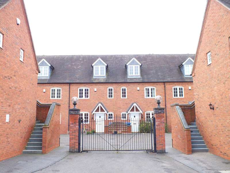 1 Bedroom Apartment Flat for sale in Swan Mews, Lichfield