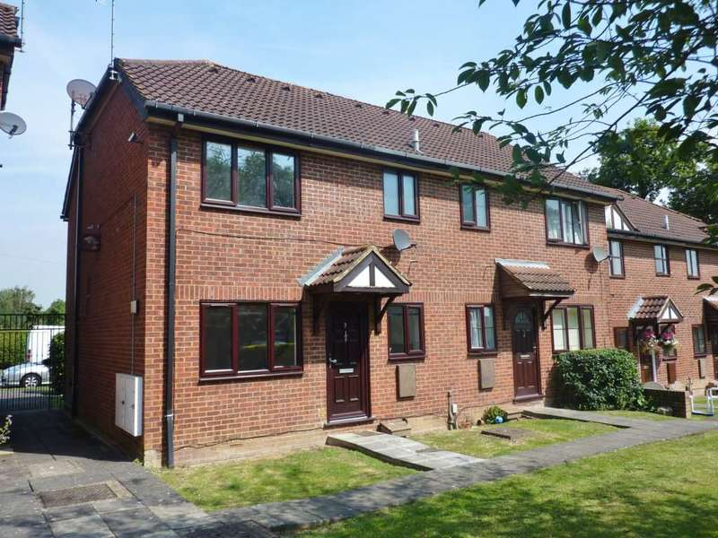 1 Bedroom End Of Terrace House for rent in St Andrews Terrace, South Oxhey