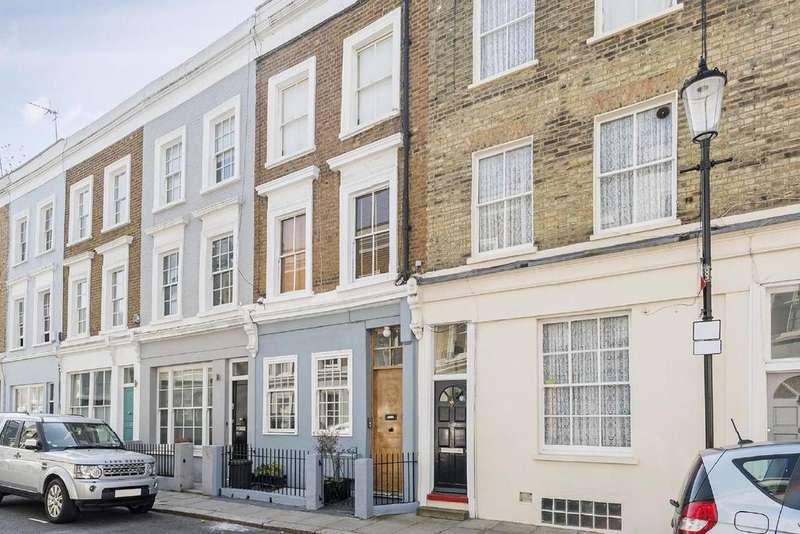 2 Bedrooms Flat for sale in Princedale Road, Holland Park