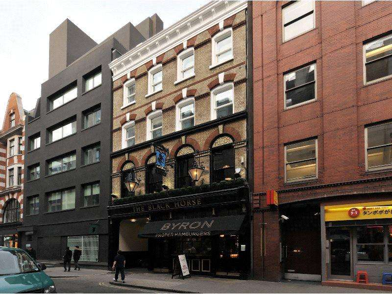 4 Bedrooms Apartment Flat for sale in Evelyn Yard, Fitzrovia, W1T