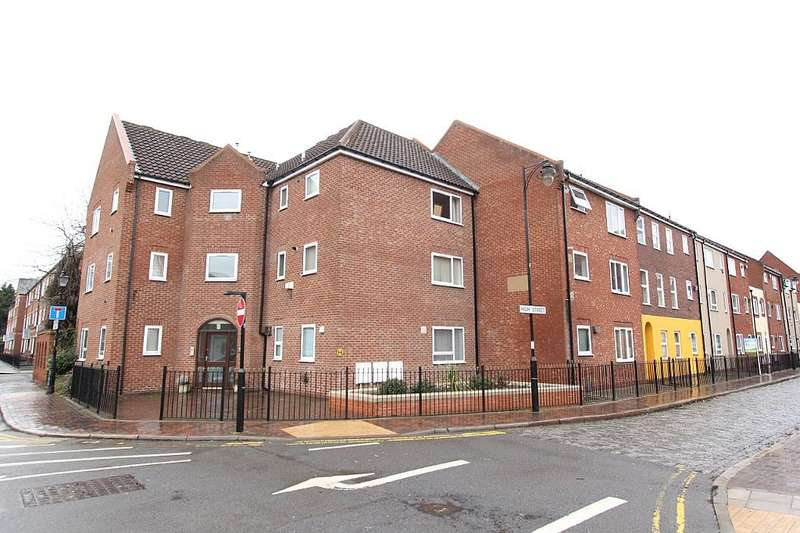 1 Bedroom Flat for sale in Lawson Court, 190 High Street, HULL, East Yorkshire, HU1 1HA