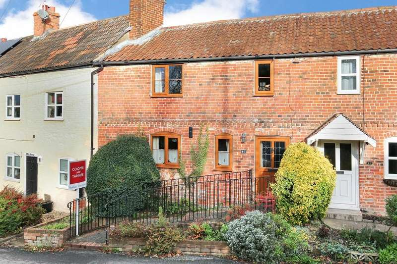 3 Bedrooms Cottage House for sale in Tinhead Road, Edington