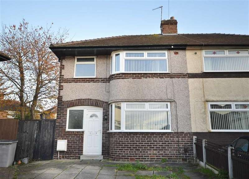 3 Bedrooms Semi Detached House for sale in Ringways, CH62