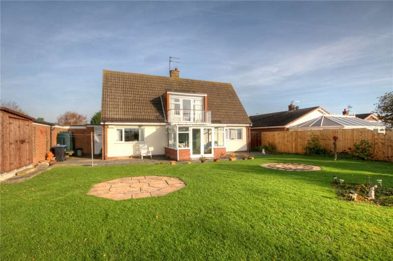 4 Bedrooms Detached House for sale in Rookery Gardens, Rushyford, Ferryhill, DL17